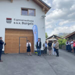 Partnerschaft mit Burgeis besiegelt