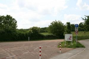 Wohnmobilstellplatz am 72-Stundenplatz Alsheimer Straße